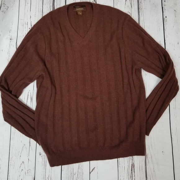 Tasso Elba Other - Men's Cashmere Sweater XL
